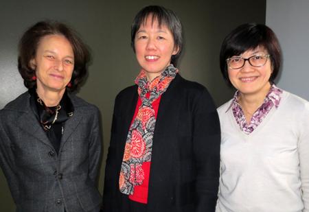 Joan Judge, Yi-Li Wu, Doris Sung
