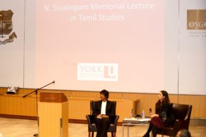 Navi Pillay and Sonia Lawrence, Director, Institute for Feminist Legal Studies, Osgoode Hall Law  School
